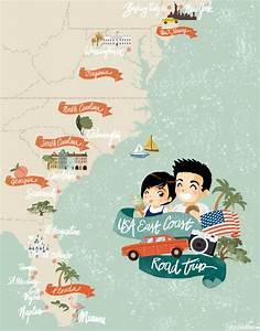 Blog Road Trip Usa : mon road trip sur la c te est des usa le monde de tokyobanhbao blog mode gourmand ~ Medecine-chirurgie-esthetiques.com Avis de Voitures