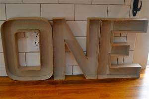 make custom marquis lit letters newlywoodwards With 12 cardboard letters