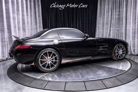 Truecar has over 816,702 listings nationwide, updated daily. Used 2011 Mercedes-Benz SLS AMG Gullwing Coupe MSRP $195K+ BANG & OLUFSEN SOUND SYSTEM! For Sale ...