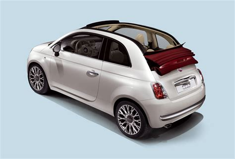 The All New Fiat 500c Version Eco Friendly
