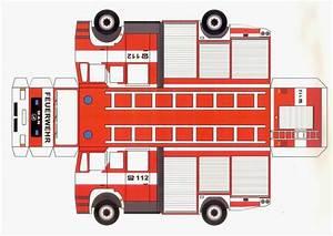 Gratis, Malvorlagen, Feuerwehr