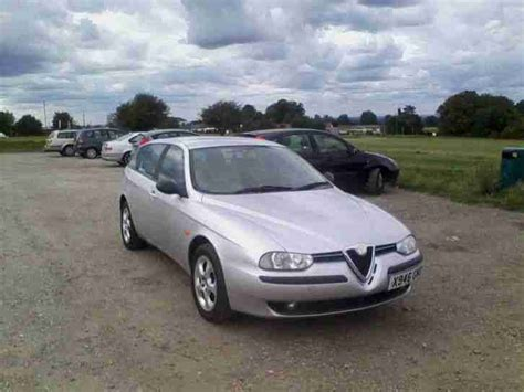 Alfa Romeo 156 2.0 Estate With Tax N Test. Car For Sale