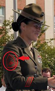 What are the hash marks on a Marine Corps uniform? - Quora