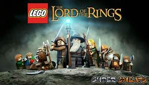 Lego The Lord Of The Rings Walkthrough And Game Guide