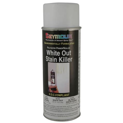 shop seymour white indoor outdoor spray paint at lowes