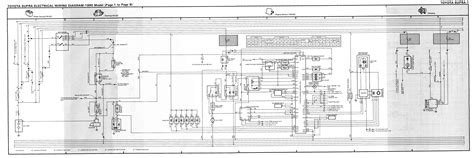 Toyotum Supra Ecu Wiring Diagram by Mk3 Supra Tsrm Toyota Supra Repair Manual Links Downloads