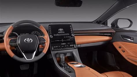 Watch Now ! 2019 Toyota Avalon Exterior And Interior Color