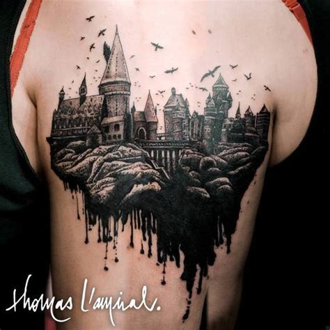 magazine top  des tatouages harry potter allotattoo