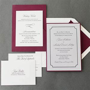 jane michael39s silver letterpress wedding invitations With michaels clearance wedding invitations