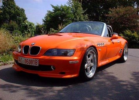 2000 Ac Schnitzer V8 Roadster Review