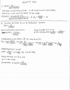 Solved  Need Matlab Code For The Root Locus For Problem  1