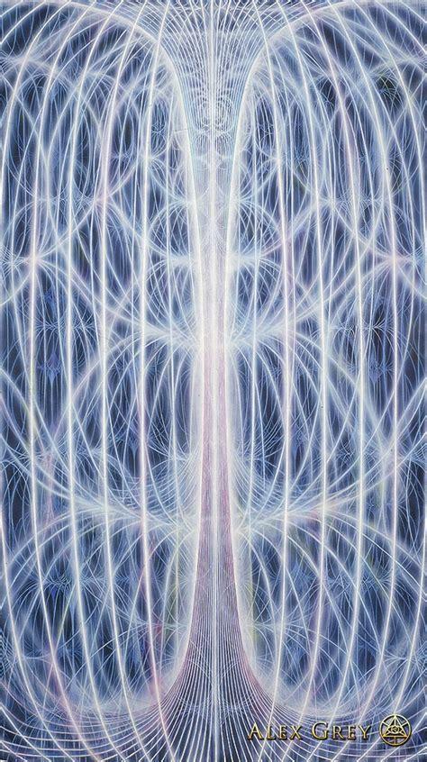 universal mind lattice alex grey