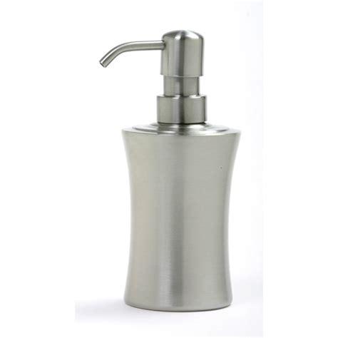 kitchen sink food dispenser norpro 12oz stainless steel soap dispenser 171 5807