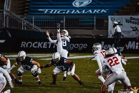 You have been logged out. Penn State Football's Post-Ohio State Report Card   Onward State
