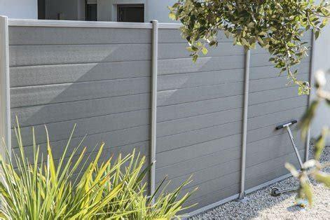 Panneau brise vue bois 2m hauteur canisse terrasse | Idmaison