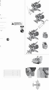 Page 2 Of Dewalt Saw Dw7187 User Guide