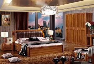 2015 china modern wooden bedroom furniture popular bedroom With bedroom furniture sets from china