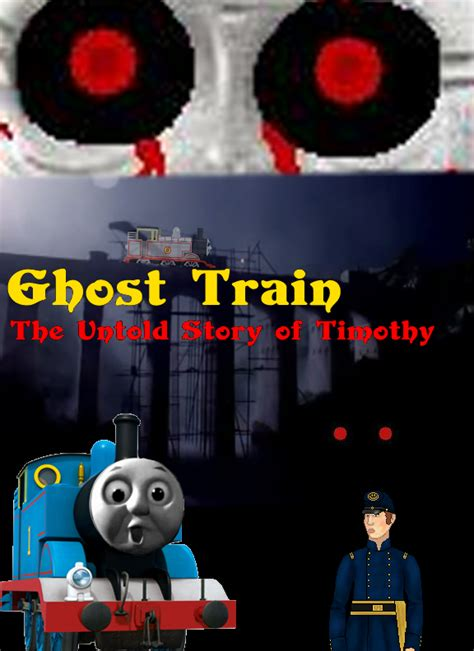 ghost the untold story of timothy poster by
