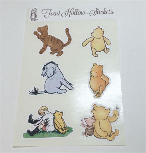 Stickers Winnie The Pooh, Sticker, Classic Pooh Envelope
