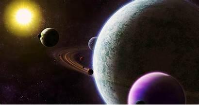 Planet Gambar Dan Saturnus Tata Surya Yupiter