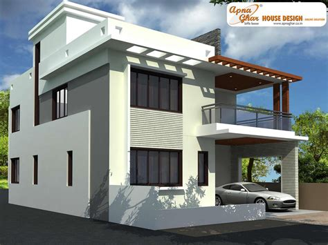 Duplex House Plans North Facing Home  Building Plans