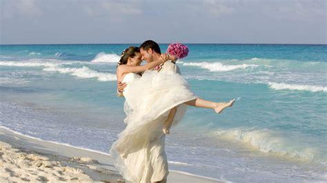 beach wedding 531 wallpapers13 com