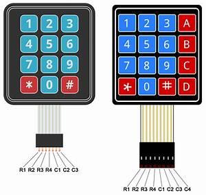 B U00e0n Ph U00edm Ma Tr U1eadn M U1ec1m 4x4 Keypad  U2013 Hshop Vn