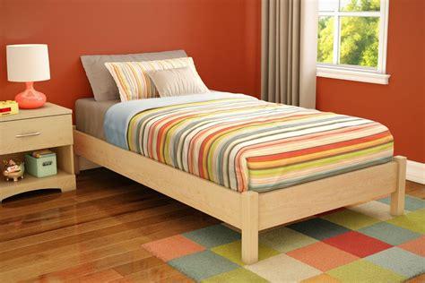 Twin Platform Bed (39
