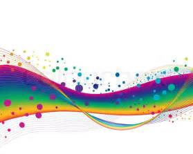 colourful lines background on sea theme for design use stock vector colourbox