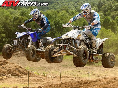 ama atv motocross suzuki s dustin wimmer wins 4th straight pro moto