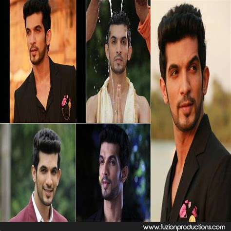 Arjun Bijlani : Journey Of A Star - IN PICS - Fuzion ...