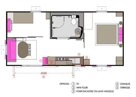 chambre parentale 15m2 tarifs location mobil homes cing 3 presqu 39 île de