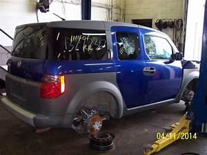 Used 2003 Honda Element Suspension Steering Independent