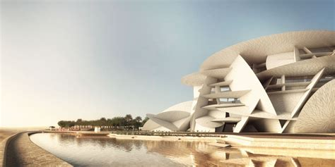 Nationalmuseum Katar In Doha by 2017 National Museum Of Qatar Doha Qatar Ema 201 Ric