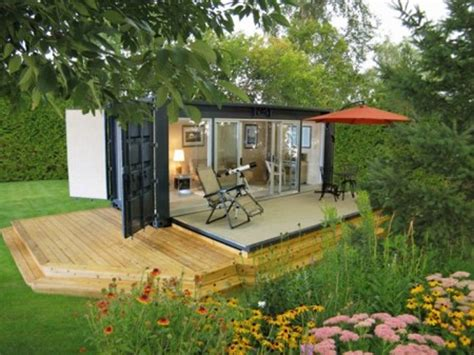 Amazing Homes and Offices Built from Shipping Containers ? Die Libelle