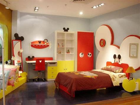 mickey mouse bedroom mickey mouse themed room designs and furniture