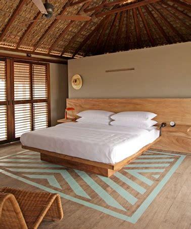 chambre dans combles une villa mexicaine avec une chambre sous combles