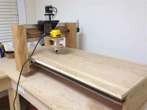 woodwork   build wood cnc router  plans