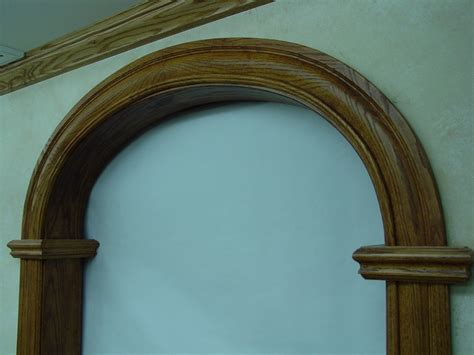 curved jambs elipticon wood products