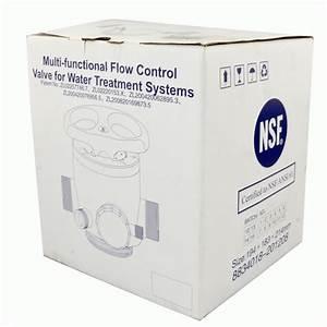 Runxin Manual Water Softner Control Valve Tmf F64d Flow