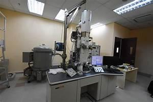 Microscope Lab Field Emission Transmission Electron Microscope Fetem