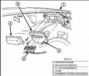 How To Replace Ecu In A 2000 Dodge Durango