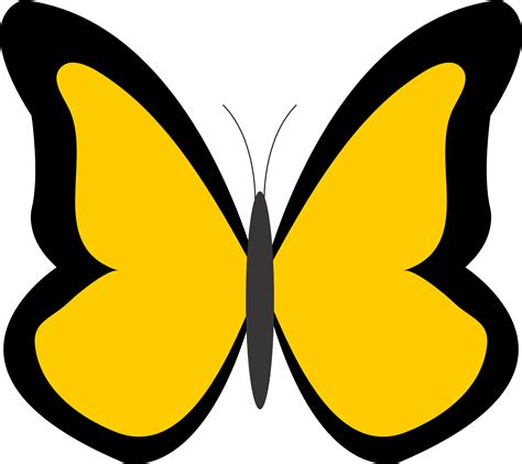 Clipart Butterfly Clip Art Free Borders Image 7 3