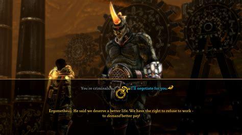 dungeon siege 3 abilities gamebanshee dungeon siege iii