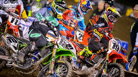 2017 Supercross Motocross Race Team Predictions
