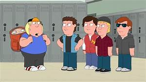 Family Guy - Stewie helps Chris stand up to bully ...