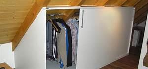 Möbel Dachschräge Ikea : kleiderschrank dachschr ge referenz in f rth burgfarrnbach m belschreinerei pyra designm bel ~ Michelbontemps.com Haus und Dekorationen
