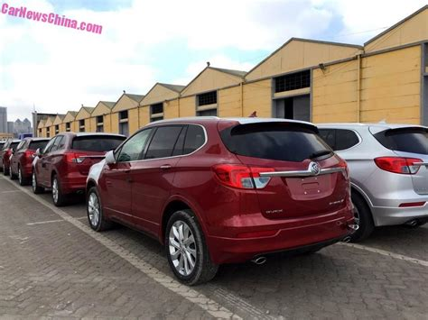 the china made buick envision suv is officially on its way
