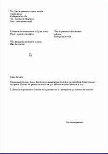 Lettre De Motivation écrite Ou Ordi : forme lettre lettres types jaoloron ~ Medecine-chirurgie-esthetiques.com Avis de Voitures