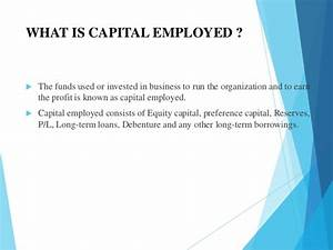 Capital Employed Berechnen : eficiency on capital employed ~ Themetempest.com Abrechnung